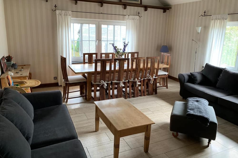 Cottage, Multiple Bedrooms (incl. Cleaning Fee 195 EUR) - Living Room