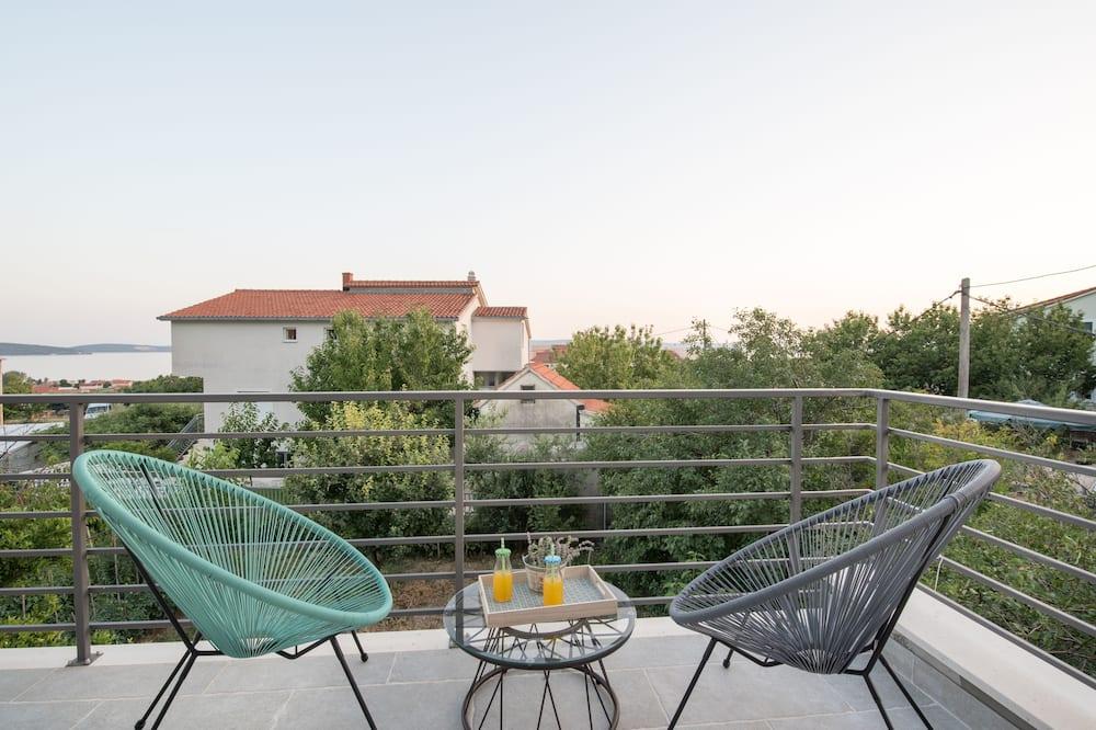 Design Apart Daire - Balkon