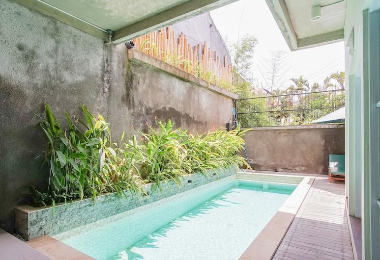 The Green Home Sanur, 登巴萨, 游泳池