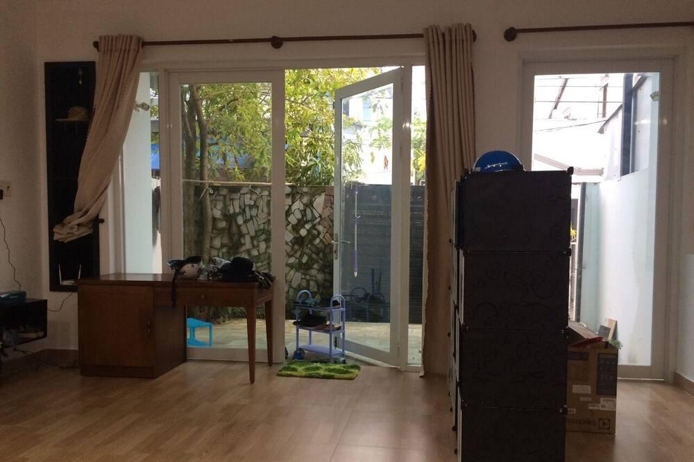 อพาร์ทเมนท์สำหรับครอบครัว - พื้นที่นั่งเล่น