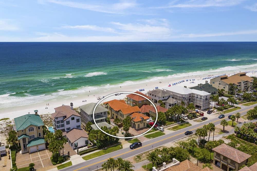 獨棟房屋, 多張床 - 海灘