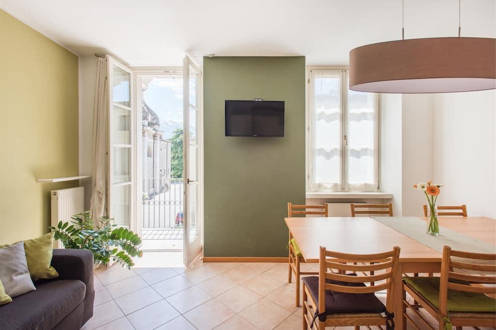 Apart Daire, 4 Yatak Odası (Arco 1 + Arco 2) - Oturma Alanı