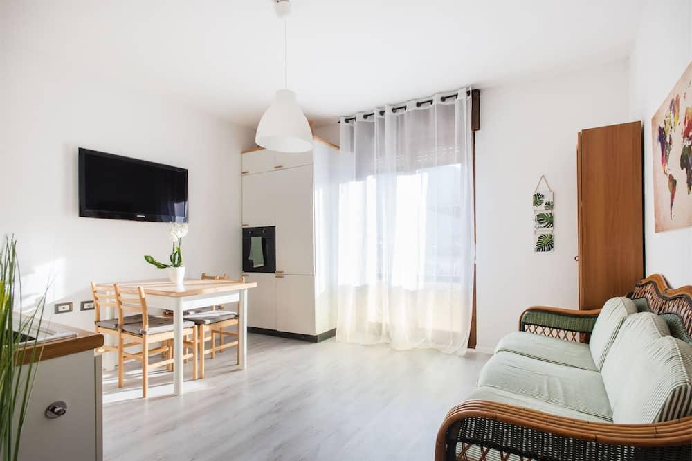 Dzīvokļnumurs, četras guļamistabas (Casa Jordan + Casa Martin) - Dzīvojamā zona