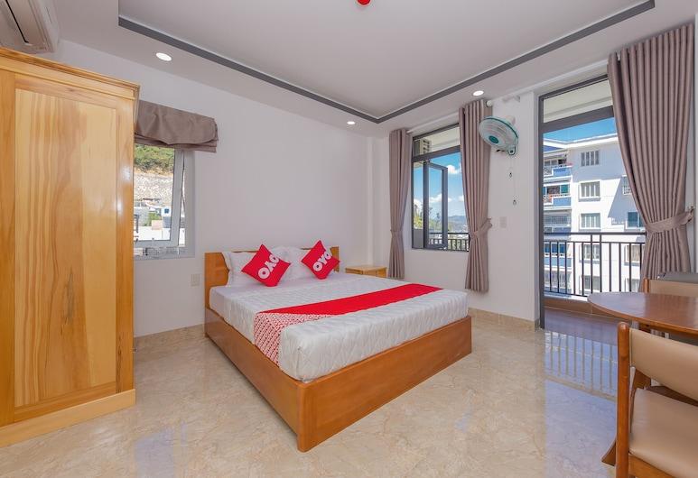 OYO 1018 Cong Thanh Gold Apartment, Nha Trang, Studio apartman, Soba za goste