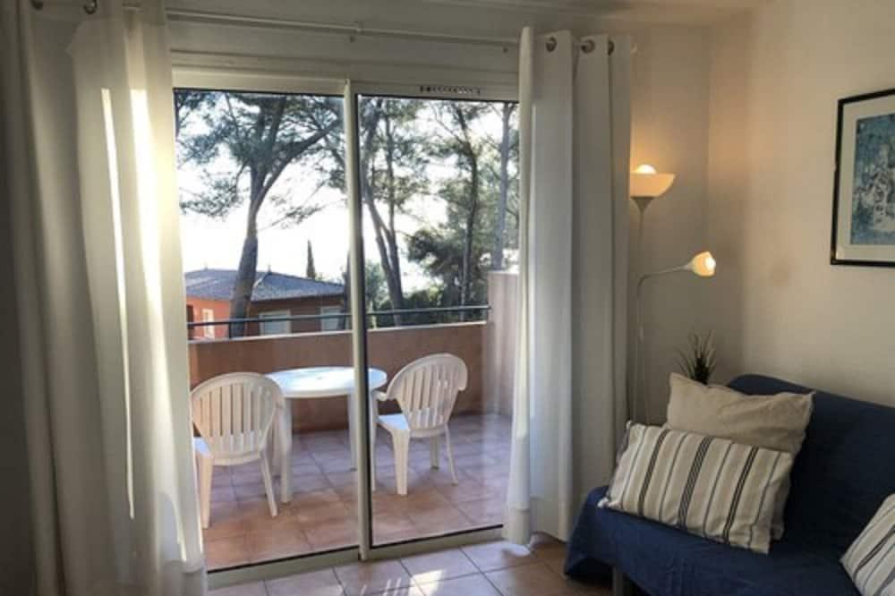 Apartamento, terraza - Zona de estar