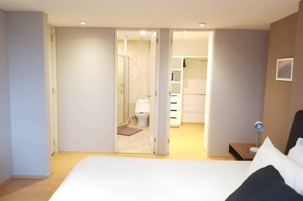Pamatklases dzīvokļnumurs, divas guļamistabas, nesmēķētājiem (2 Bedrooms) - Numurs
