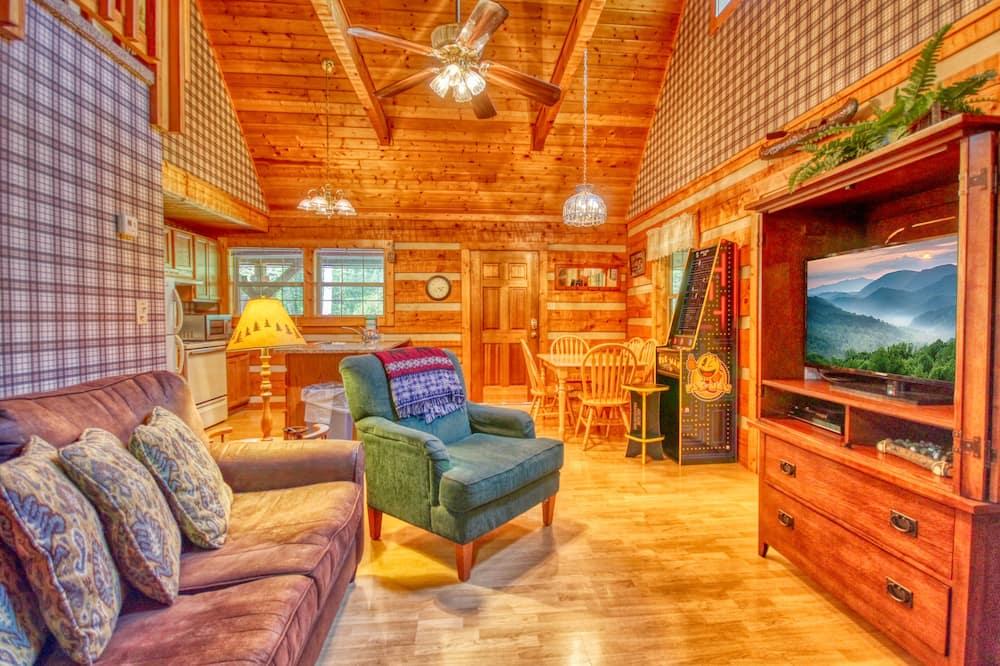Cabin, 2 Bedrooms - Living Room