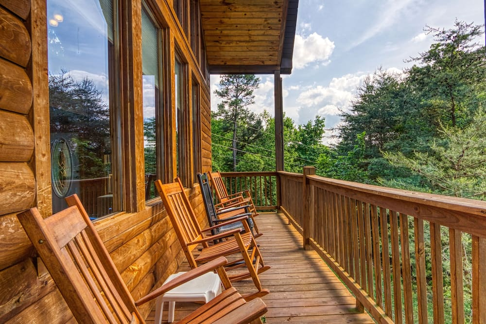 Cabin, 2 Bedrooms - Balcony