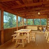 Cabin, 1 Bedroom - Balcony