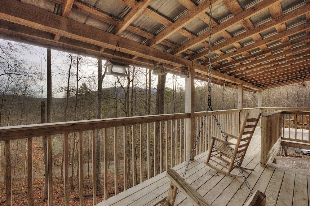 Cabane, 3 chambres - Balcon