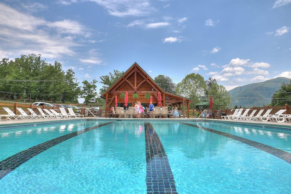 Pokoj, 3 ložnice - Bazén