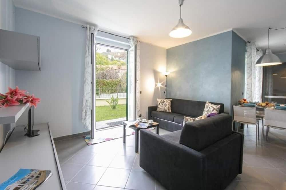 Apartamentai, 1 miegamasis, vidinis kiemas - Pagrindinė nuotrauka