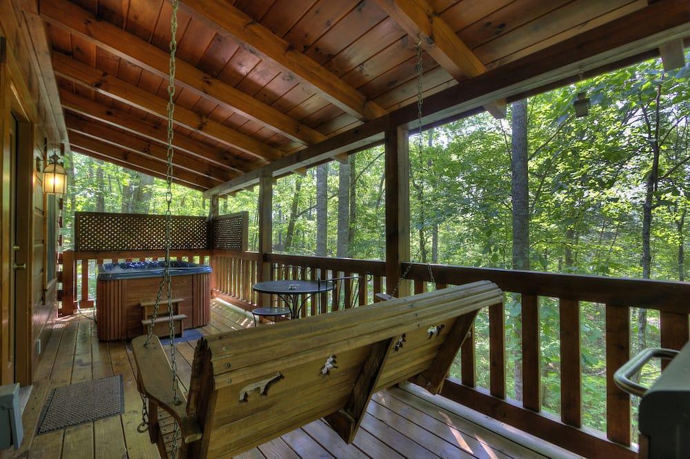 Kabin, 1 kamar tidur - Balkon