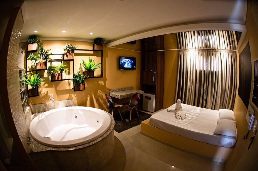 Phòng Suite (Jardim) - Bồn tắm thủy lực