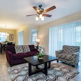วิลล่า (8870CPR Paradise Palms Resort 6 Bedro) - ห้องนั่งเล่น