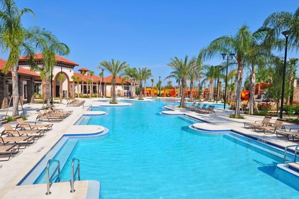 Casa (6 Bedroom 5 Bathroom Gated Resort Vil) - Piscina