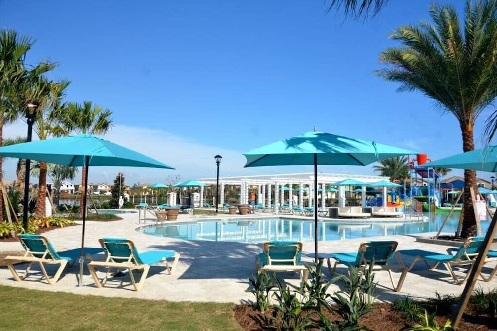 Apartman (Windsor at Westside Resort Home) - Bazen