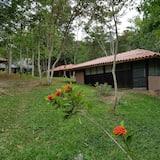 Cabin - Garden View