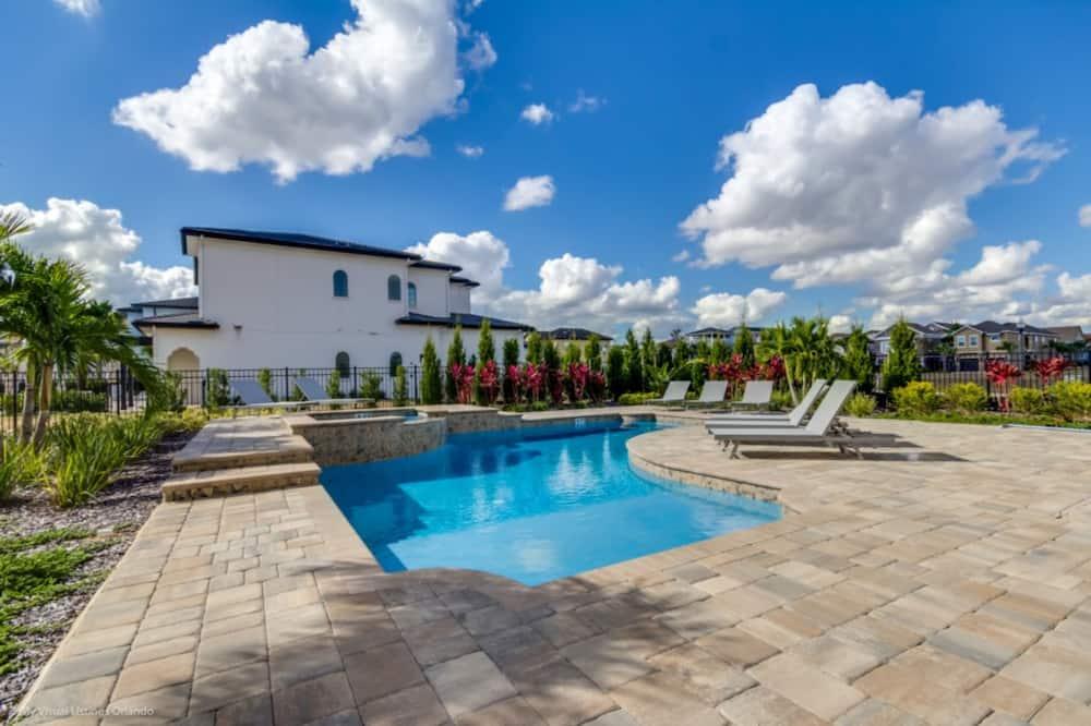 Villa (760GBD00) - Pool