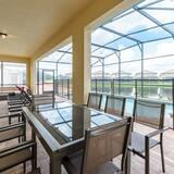Villa (8811MD00) - Balcony