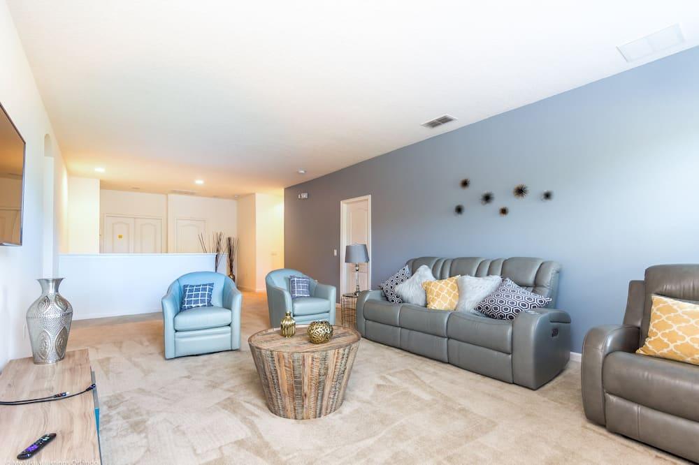 Biệt thự (5244OA Luxury 6 Bedroom 4.Bath  Home ) - Phòng khách