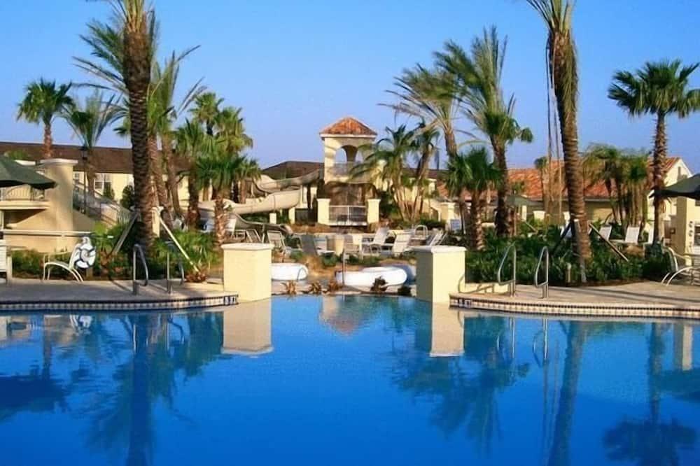 公寓 (734LAM Regal Palms Town Home) - 泳池