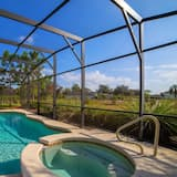 Villa (5 Bedroom 5 Bathroom Solterra Resort ) - Pool