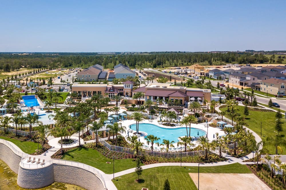 Solara Resort 9 Bedroom 6 Bathroom Resort Villa