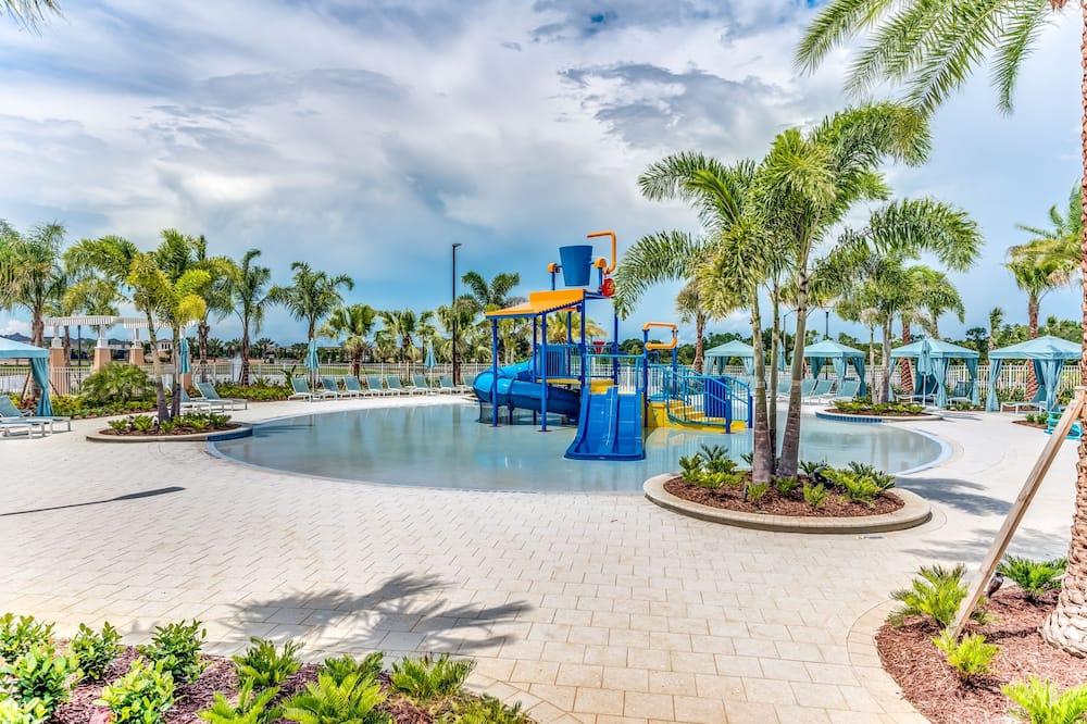 別墅 ( 9000 FK Solara Resort 9 Bedroom  6 B) - 游泳池