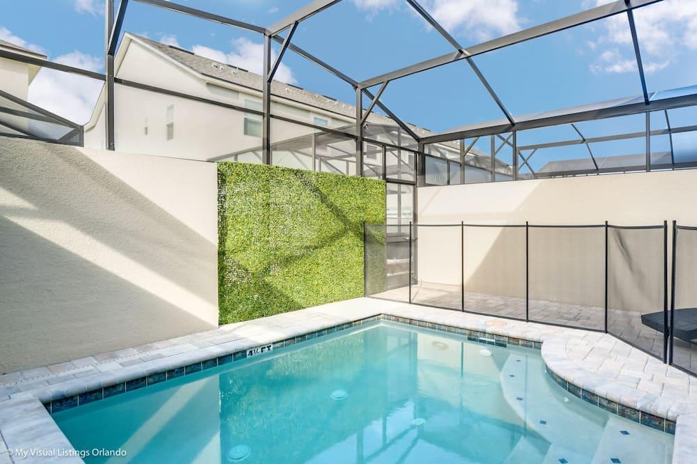 公寓 - 泳池