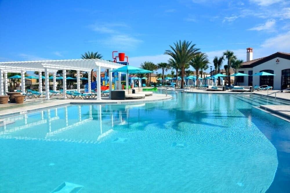Villa - Zwembad