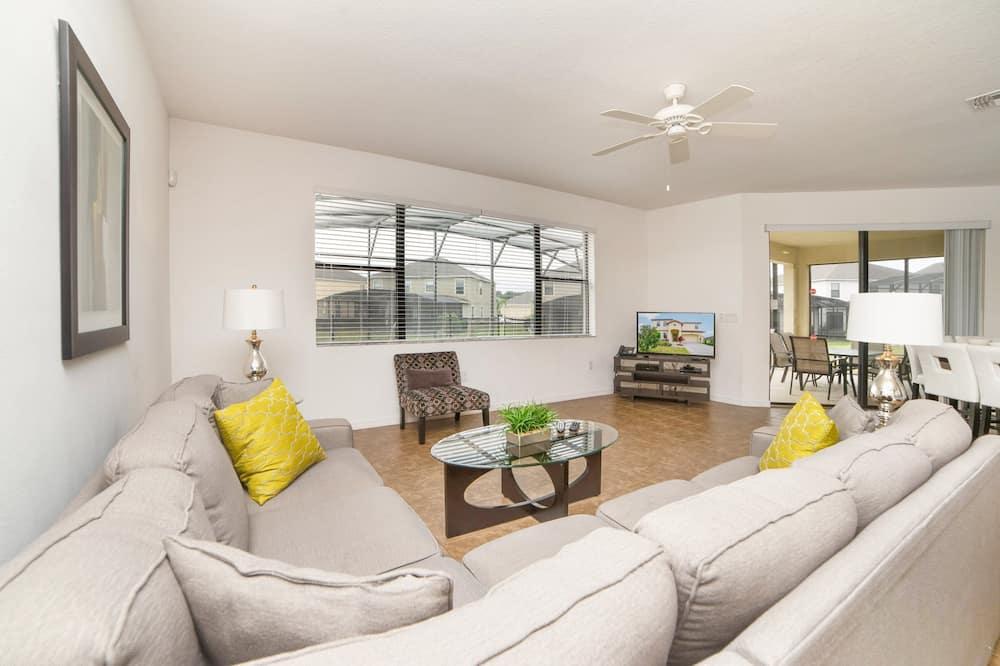 Villa (2629ROSE) - Living Room