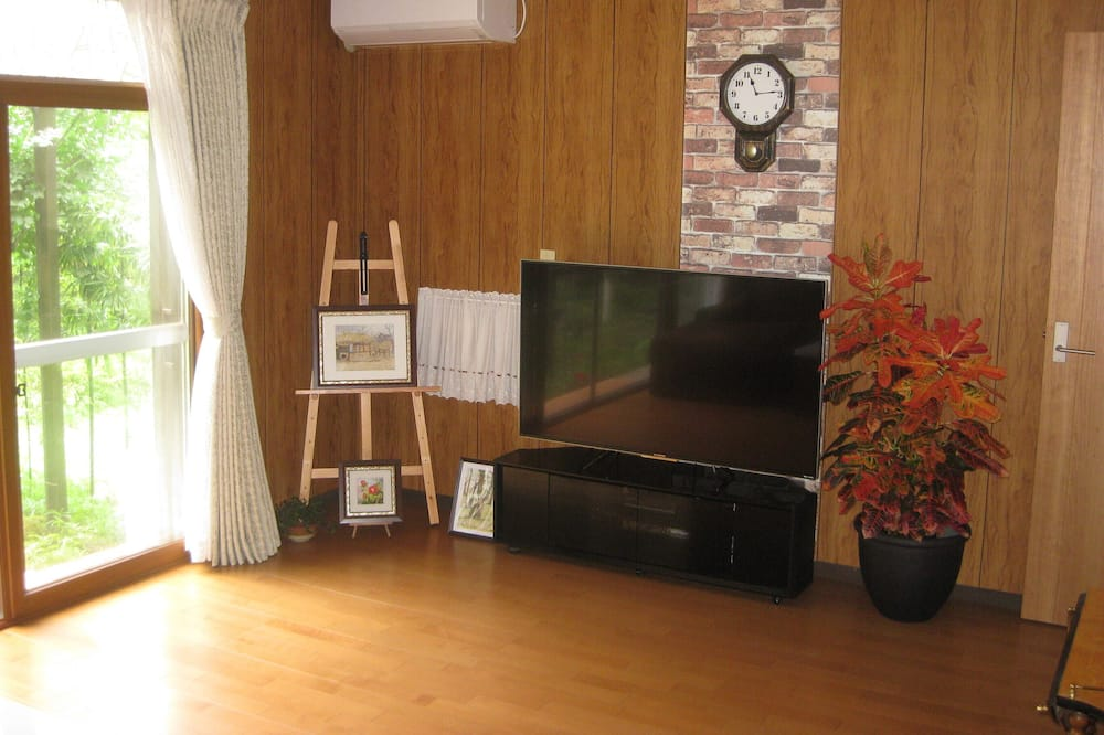 Japanese Style Room - Living Area