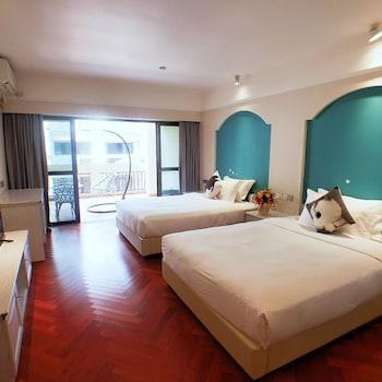 A(z) Shenzhen Sea House Apartment hotel fényképe itt: Shenzhen