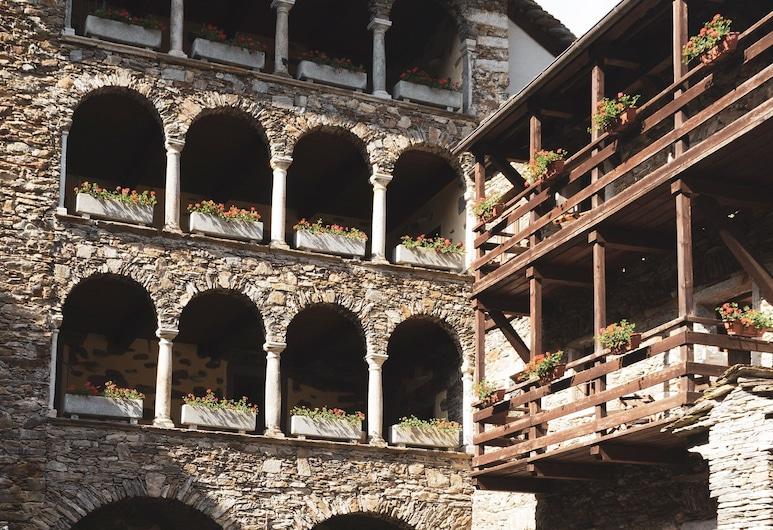 Dimora Storica Casa Vanni, Borgomezzavalle