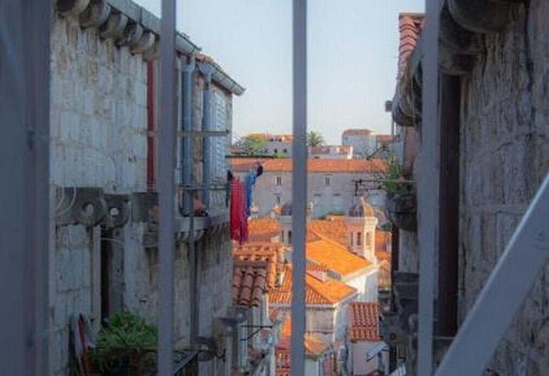 Guesthouse Two Friends Dubrovnik Palace, Dubrovnik, Quarto casal (Comfort Double Room with Balcony), Varanda