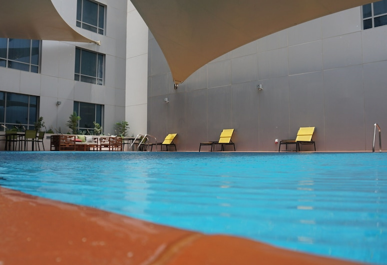 Adagio Jeddah City Center, Jeddah, Hồ bơi ngoài trời