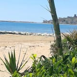 Apartment With 2 Bedrooms in Seccagrande, With Wonderful sea View, Furnished Terrace and Wifi - 900 m From the Beach