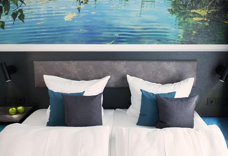 Hotel Amper, Germering, Habitación Deluxe doble, Habitación
