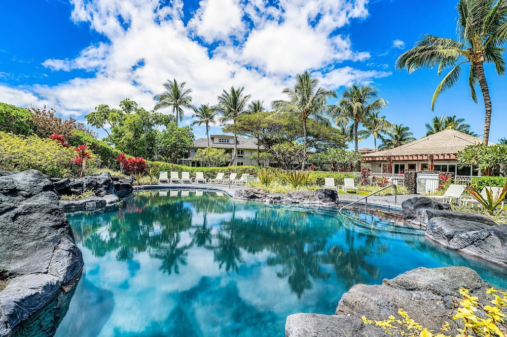 Daire, Birden Çok Yatak (Waikoloa Beach Villas G2) - Havuz