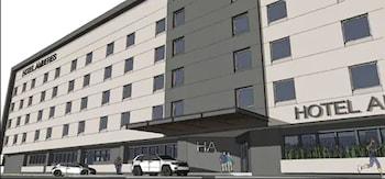 Picture of Hotel Amberes in Queretaro