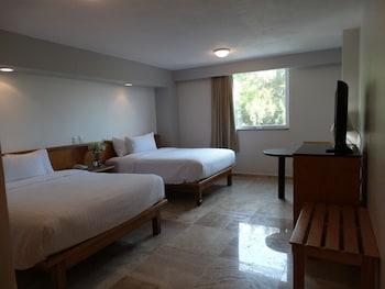 Bild vom Hotel Amberes in Querétaro
