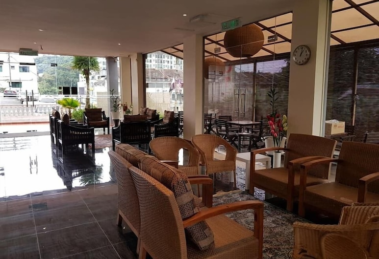 The Beautiful Marigold Hotel, Tanah Rata, Lobby Sitting Area