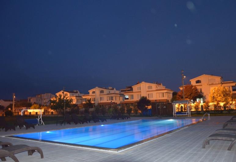 Tas Bahce Marti Otel, Biga, Water view