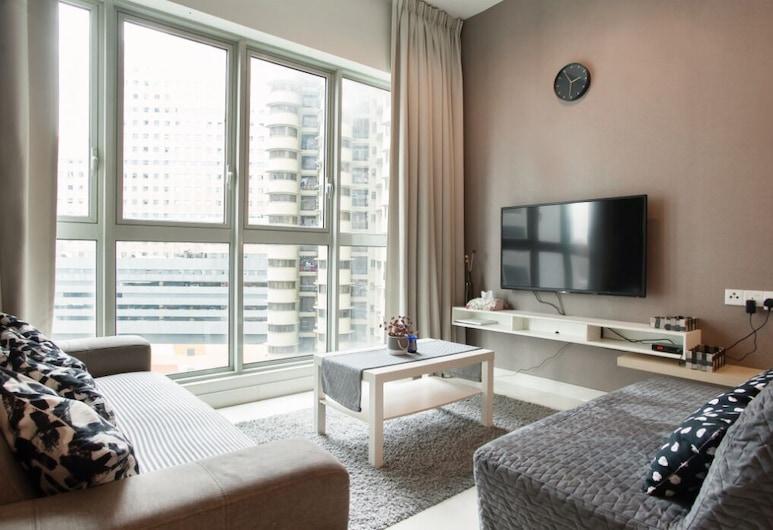 Regalia Suites Infinity Pool, 吉隆坡, 時尚公寓, 1 間臥室, 客房