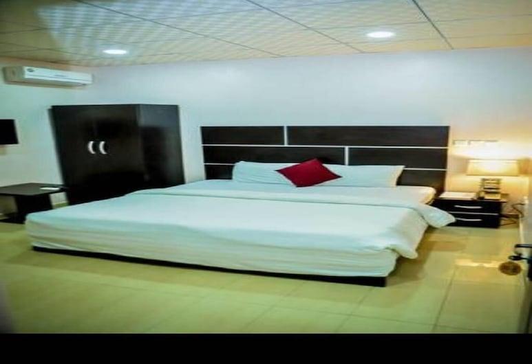 Channel View Hotel , Calabar, Royal-Zimmer, Zimmer
