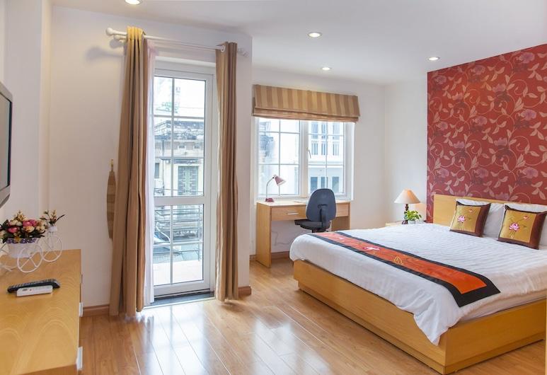 Grand Spring Suite - Mai Hac De, Ανόι, City Διαμέρισμα, Δωμάτιο