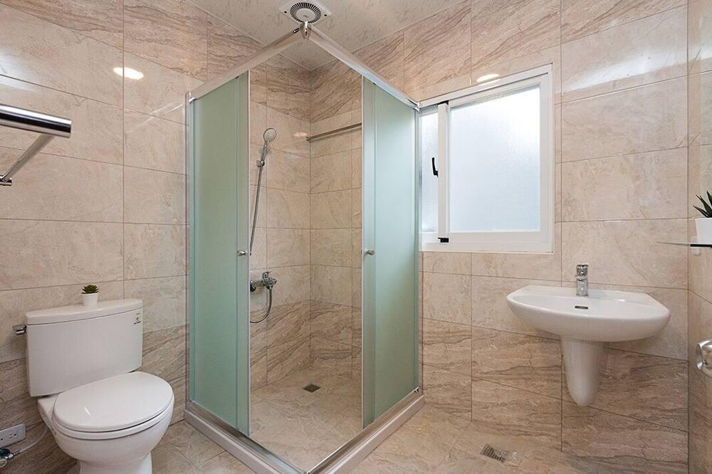 Chambre Quadruple (Spider Man) - Salle de bain