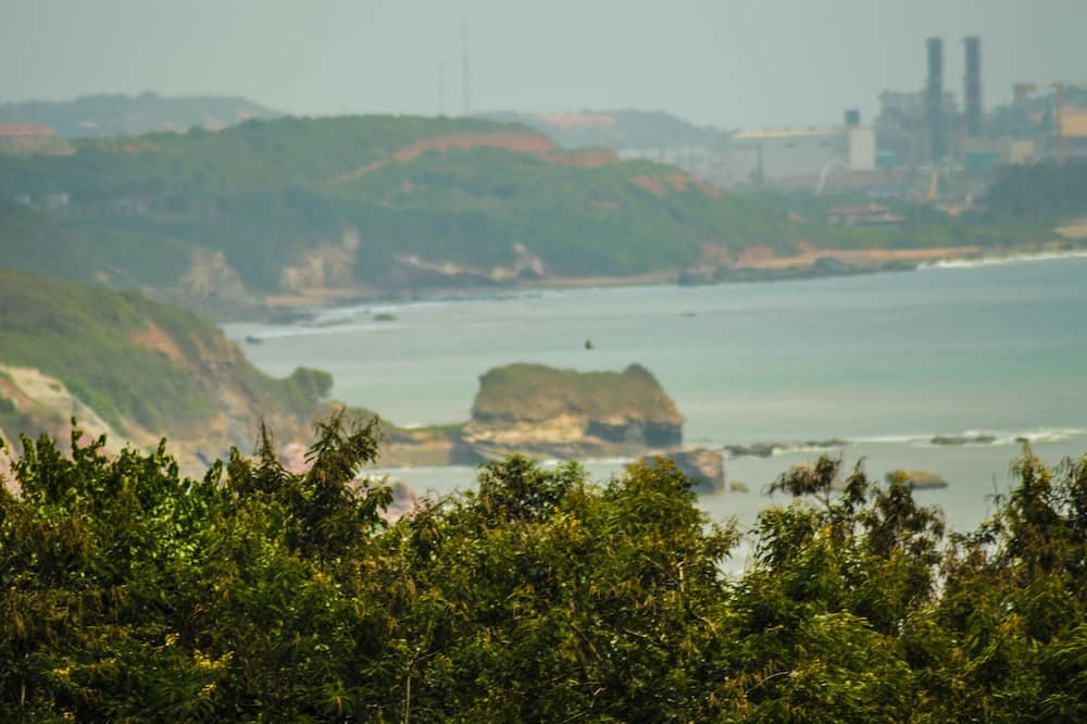 Стандартний двомісний номер - З видом на пляж/океан