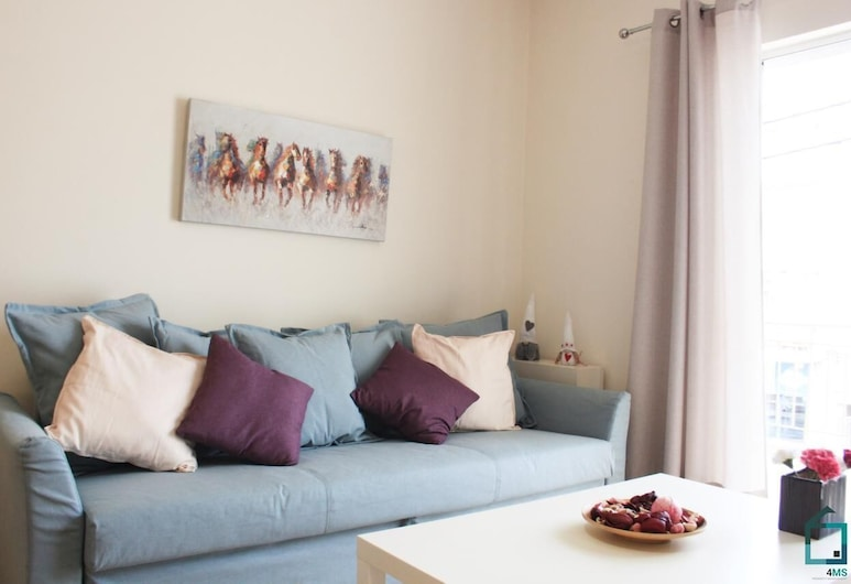Anivia Apartment Airport by Airstay, Spata-Artemida, Superior Apartment, Living Area